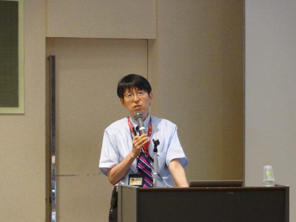 川上純教授